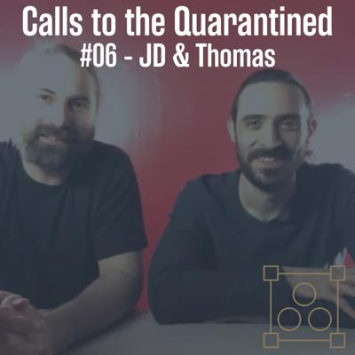Cover art for #06 - JD & Thomas