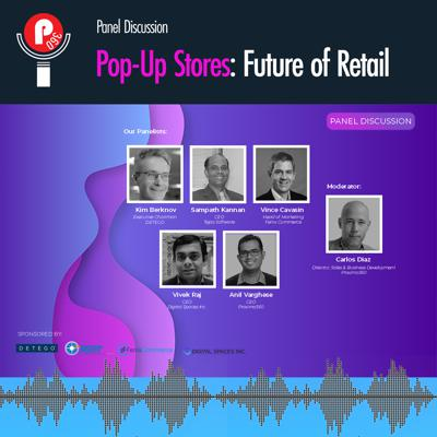Cover art for Pop-Up Stores: Future of Retail