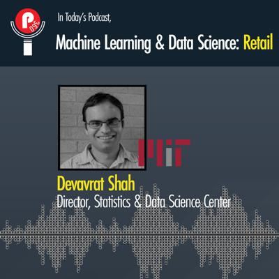 Cover art for Machine Learning and Data Science: Retail