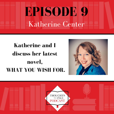 Cover art for Katherine Center - WHAT YOU WISH FOR