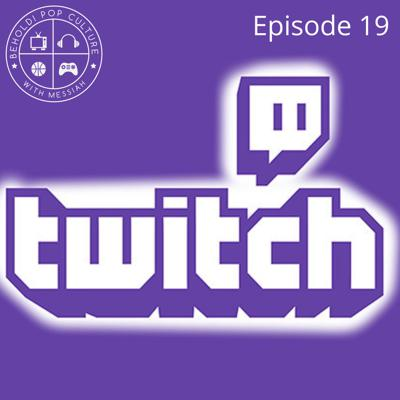 Cover art for Episode 19 - Twitch Bans Music
