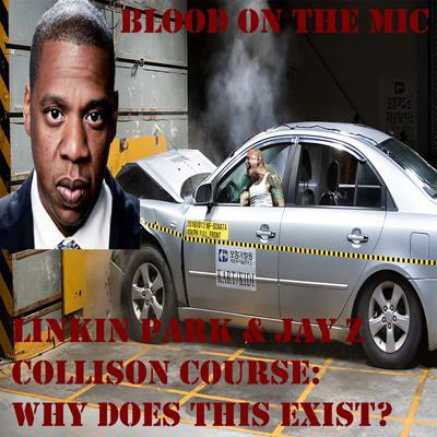 Cover art for Linkin Park & Jay Z - Collision Course: Why Does This Exist?