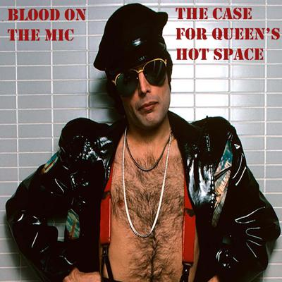 Cover art for The Case For Queen's Hot Space
