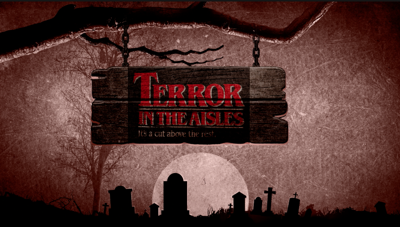 Cover art for Terror In The Aisles - Episode 1