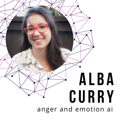 Cover art for Anger and Emotion AI with Alba Curry