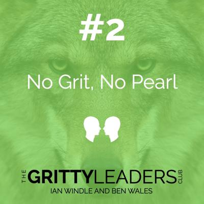 Cover art for No Grit, No Pearl