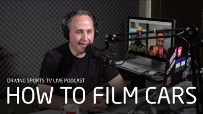 Cover art for Insider Secrets: How to Film Cars (Audio Only)
