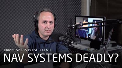 Cover art for Are Car Infotainment Systems Dangerous? (Audio Only)