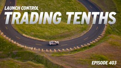 Cover art for Trading Tenths - Launch Control 403