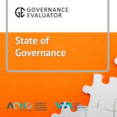 Cover art for State of Governance