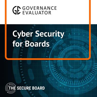 Cover art for Cyber security for Boards
