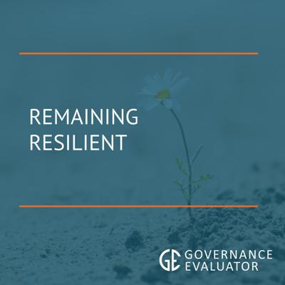 Cover art for Remaining Resilient