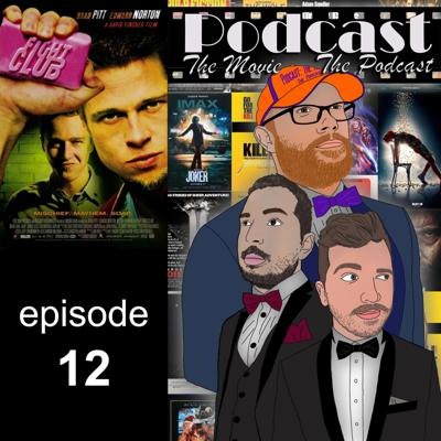 Cover art for Episode 12: Fight Club