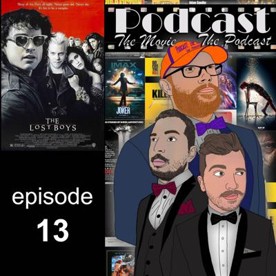 Cover art for Episode 13: The Lost Boys