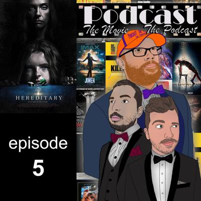 Cover art for Episode 5: Hereditary