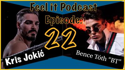 Cover art for Feel it Podcast #22 - Bence Toth BT