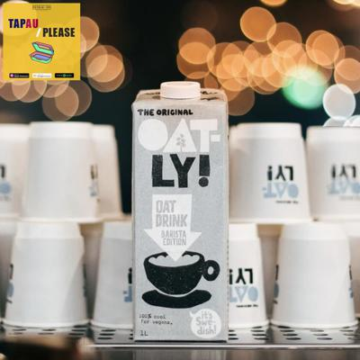 Cover art for #041: Oatly as a case-study for mindful environmentalism and greenwashing