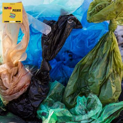 Cover art for #032: Singapore's proposal to charge for plastic bags