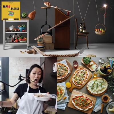 Cover art for #034: Food stylist, Jazreel Chan, shares insight about her profession