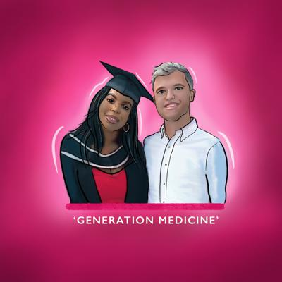 Cover art for Tea with Todd: Kirsty and Ayesha from We Are Medics