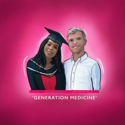 Cover art for Tea with Todd... and Monique: African Caribbean Medical Mentors