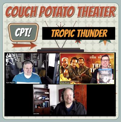 Cover art for Couch Potato Theater: TROPIC THUNDER (2008)
