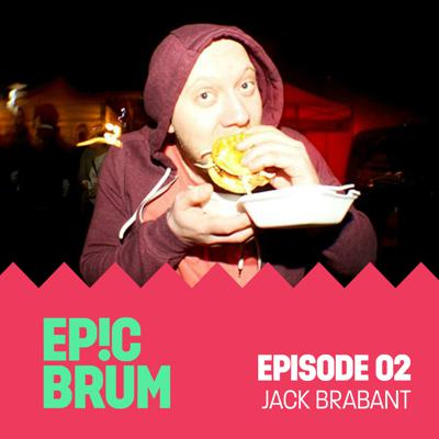 Cover art for Jack Brabant, Digbeth Dining Club