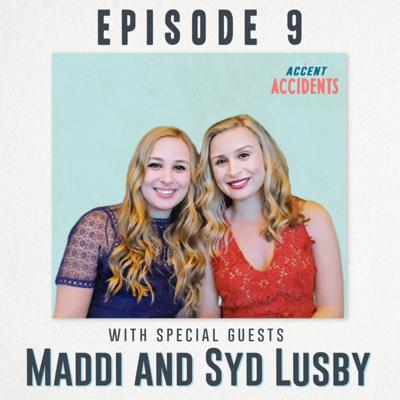 Cover art for Ep. 9 Twinning with Maddi and Syd