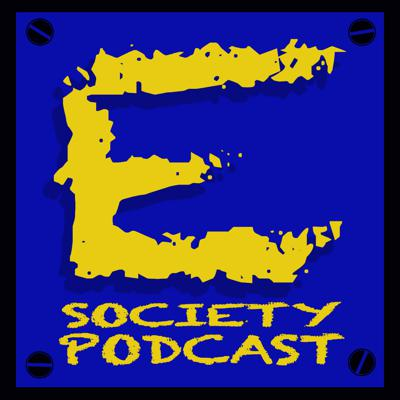 Cover art for E Society Podcast - Ep.187: New/Oldish