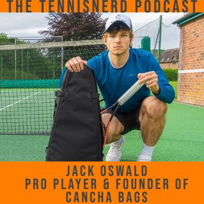 Cover art for Jack Oswald, Pro Player and Founder of Cancha Bags
