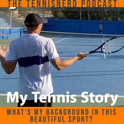 Cover art for My Tennis Story