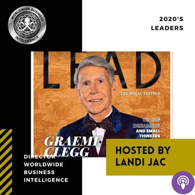 Cover art for Leaders of 2020