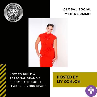 Cover art for How to Build a Personal Brand & Become a Thought Leader in Your Space with Liv Conlon