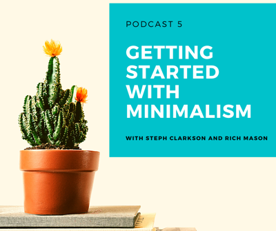 Cover art for Getting Started with Minimalism