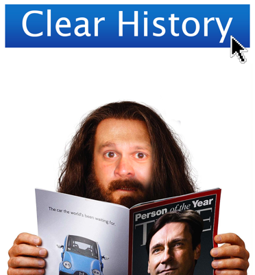 Cover art for Ep. 210 - Clear History