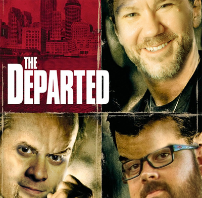 Cover art for Ep. 214 - The Departed