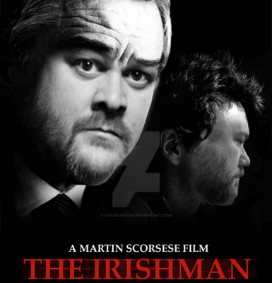 Cover art for Ep. 215 - The Irishman