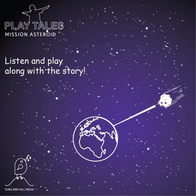 Cover art for Play Tales - Mission Asteroid