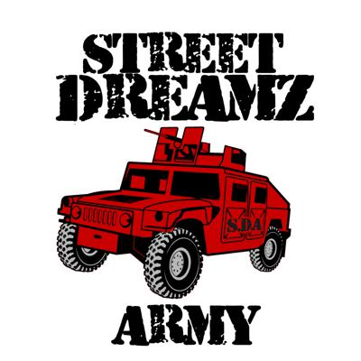 Cover art for Street Dreamz Army Podcast Episode 1