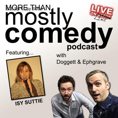 Cover art for S05 Ep 1: Isy Suttie