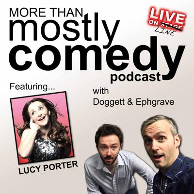 Cover art for S05 Ep 2: Lucy Porter