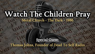 Cover art for Episode #3 - The Faith of a Child (Special Guest - Thomas Johns)