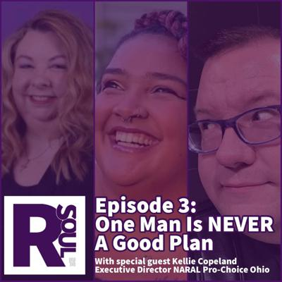 Cover art for One Man Is NEVER A Good Plan