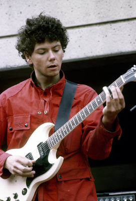 Cover art for Episode 261 - HAPPY 5th BIRTHDAY TO US with Jerry Harrison of Talking Heads/Modern Lovers/Solo