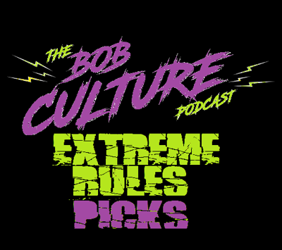 Cover art for Extreme Rules 2020 Picks