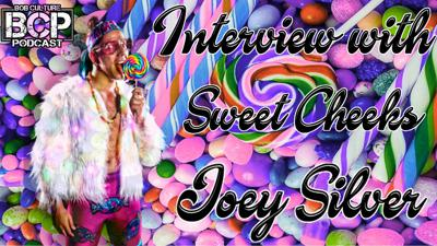 Cover art for Joey Silver Interview