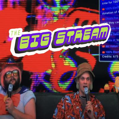 Cover art for BIG STREAM VR #58: WE ARE BACK, PICTUREPLANE JOINS 100% ELECTRONICA + MORE