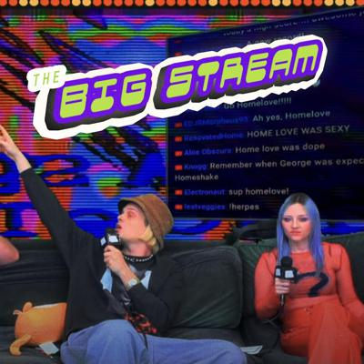 Cover art for THE BIG STREAM #51: BATTLE OF THE BANDS PART II