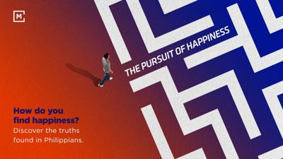 Cover art for The Pursuit of Happiness   CH. 4   John Ortberg