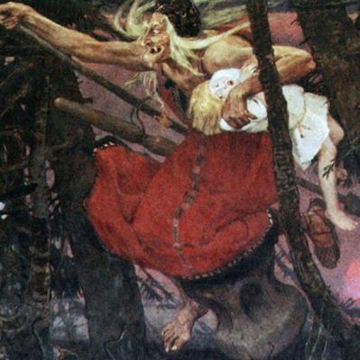 Baba Yaga: The Wise Witch of Slavic Folklore